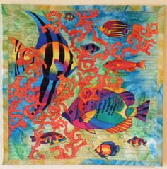 """Underwater Current"" by From Cynthia Catlin 