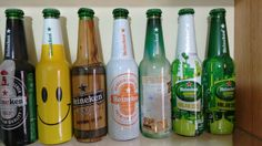 Special Bottles Heineken - Part. 6