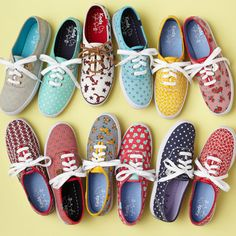 Taylor Swift makes fashion debut with keds shoe collection | News Gossip Fashion | We Heart It