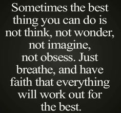 The best thing you can do.... #breathe #whereismyflotationdevice
