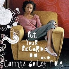 """you're gonna find yourself somewhere, somehow. -corinne bailey rae, """"put your records on"""""""