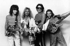 Van Halen - seen them twice! Eddie Van Halen is, no doubt, an amazing guitarist. His brother Alex, an excellent drummer.