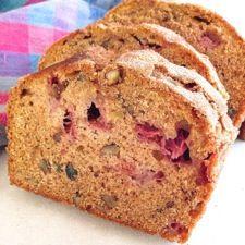 Strawberry-Pecan Bread