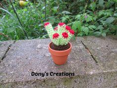 Dony's Creations : Cactus turbine _ pattern free italiano