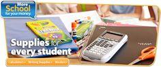 School Supplies, Materials, Arts and Crafts, Pens, Pencils - Walmart.com