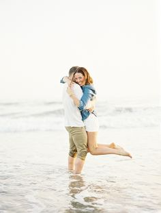 #beach, #ocean, #anniversary  Photography: Bryce Covey Photography - brycecoveyphotography.com  Read More: http://www.stylemepretty.com/2013/04/05/california-anniversary-session-from-bryce-covey-photography/