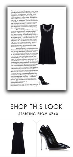 """""""Untitled #62"""" by gaia-giovanzana ❤ liked on Polyvore featuring Dolce&Gabbana and Casadei"""
