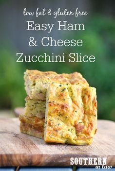 This Healthy Ham and Cheese Zucchini Slice Recipe is the perfect option for quick and easy lunches or dinners as you can make it in advance and keep it in the fridge or freezer. As well as being healthy and packed with vegetables, this recipe is also low fat, gluten free, high protein, clean eating friendly and can be adapted to use up whatever you have in your fridge!