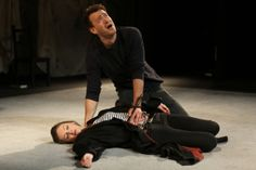 Rehearsals for Rape of Lucretia  © Royal Academy of Music, May 2014