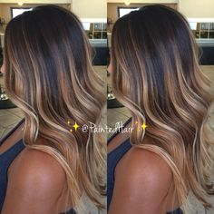 """9,996 Likes, 194 Comments - Patricia Nikole (@paintedhair) on Instagram: """"❤️Who says you can't go lighter during the Fall/Winter months? If you plan on being lighter for…"""""""