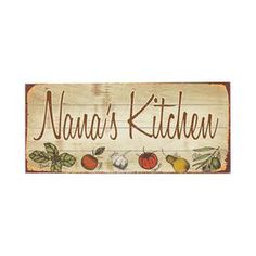"""Celebrate home-cooked meals with this personalized wood wall art, showcasing a charming weathered palette and inspirational quote.  Product: Wall decorConstruction Material: WoodFeatures: Ready to hangSuitable for indoor use onlyDimensions: 10"""" H x 24"""" WNote: Text can be personalized up to 18 charactersCleaning and Care: Clean with damp cloth"""