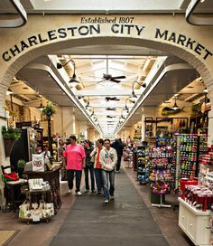 Charleston, SC | Best Shopping Cities in the World: Readers' Choice Awards 2014