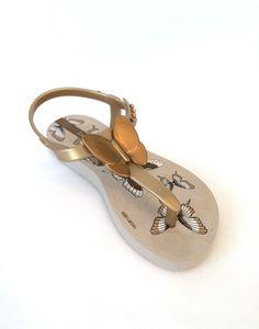 ebc7fa5d734b96 Ipanema Mariah Butterfly Kids Sandals