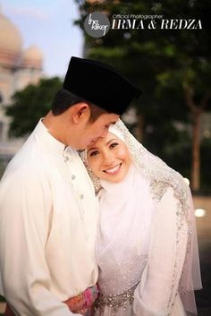 Koleksi Gambar Kahwin Irma Hasmie Dan Redza - Hafiz Rahman