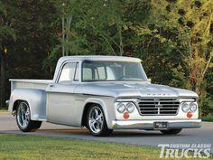 1965 Dodge D100 Gauges Photo 7