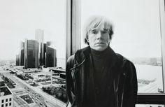 Andy Warhol, o pai da pop art (Foto: divulgação)