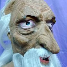 Halloween Wise Old Man Mask