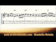 Mandolin tab - Ashokan Farewell - Sheet Music - Guitar Chords - Fiddle