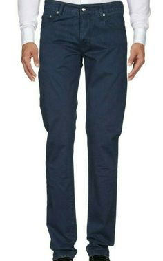 DSQUARED² Men Stretch Cotton Slim Fit Faded Black Jeans NEW NWT $475