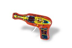 Toy ray gun