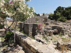 *Kos, Greece* Walk through this amazing and charming Greek island, birthplace of…