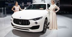 The Levante Is The Maserati Of SUVs - Yours From $72,000 #Maserati #Maserati_Levante