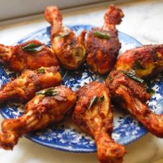 Fried Chicken (Indian Style) by mittucooking