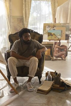 """Donald Glover & adidas Reveal First Collaborative Project, Kicks Meant For Adventures: """"Donald Glover Presents"""" his take on the Continental Nizza and Lacombe. Donald Glover, Childish Gambino, Adidas Originals, Raining Men, Comme Des Garcons, Black Is Beautiful, Pop Culture, Grunge, Celebrity Style"""