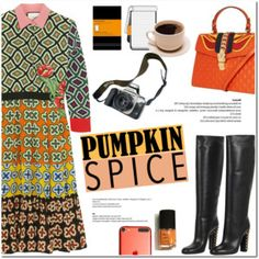 Pumpkin Spice Style