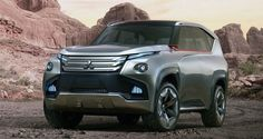 Cool Mitsubishi 2017: 2017 Mitsubishi Pajero - Release Date, Review, Redesign | 2016 - 2017 Car Reviews Check more at http://cars24.top/2017/mitsubishi-2017-2017-mitsubishi-pajero-release-date-review-redesign-2016-2017-car-reviews/