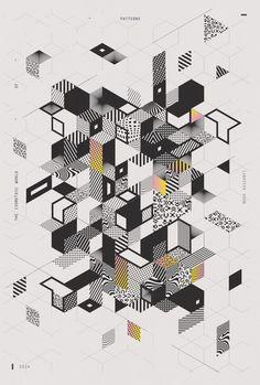 Nora Kaszanyi, Isometric World of Patterns