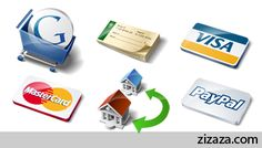 Icon set - Iconset: Payment Method - Zizaza item for free