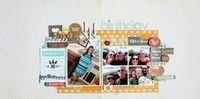 A Project by KikiPEA from our Scrapbooking Gallery originally submitted 06/09/13 at 04:45 PM