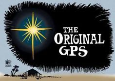 The first GPS
