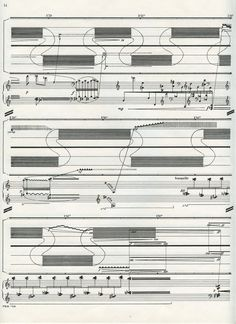 Experimental music notation resources - lines