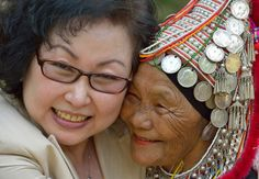 indigenous people of thailand   ... Thailand populated by indigenous hill tribe people. The woman is a