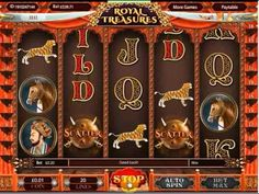 Play this Royal Treasure Slots game at Summit Casino with a £10 free online…