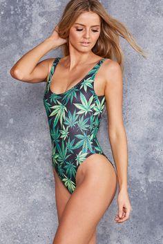 Woah Dude Pamela Suit - LIMITED ($90AUD) by BlackMilk Clothing