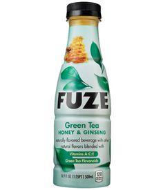 Fuze Tea Can