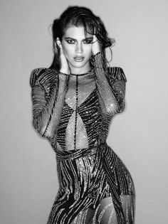 Publication: Vogue Paris March 2017  Model: Valentina Sampaio  Photographer: Mert Alas and Marcus Piggott  Fashion Editor: Emmanuelle Alt  Hair: Paul Hanlon  Make Up: Isamaya Ffrench  PART I