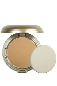 This foundation gives great coverage and doesn't cause breakouts. Senna Cosmetics  Moist Matte Wet-Dry Foundation - Olive # 2