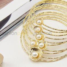 Ariana Fashion Bracelet - Gold