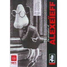 Alexeieff, Alexandre, Claire Parker, Norman McLaren, Jacques Drouin, Susan Doll, and Dominique Willoughby. The Animation of Alexeïeff. Paris: Cinédoc, 2009.