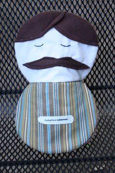 DIY Flip Doll--so cute!
