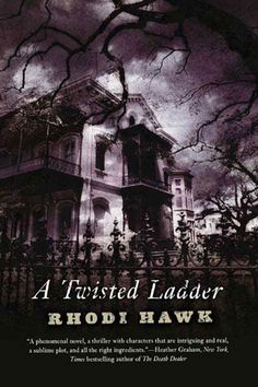 A Twisted Ladder- engrossing mystery through the lens of schizophrenia. Loved this book!