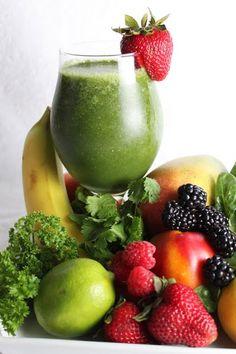 Delicious  Nutritious - Green Smoothie