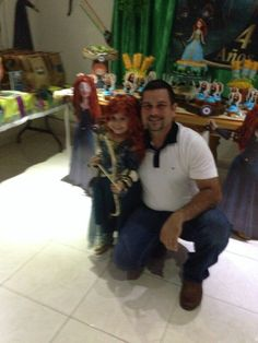 Tío Omar & Princess Brave