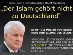 Islamisierung und Linkstrend stoppen - Grundrechte zurückerobern - echte Gewaltenteilung einführen