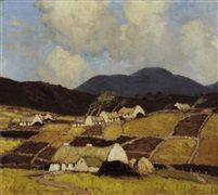 In the kingdom of Kerry by Paul Henry