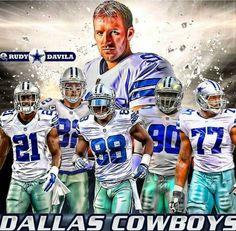 Dallas Cowboys                                                       …